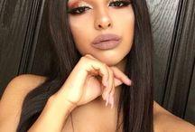 lit lipstick