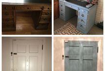DIY / My favorite DIY projects always include Annie Sloan's Chalk Paint.