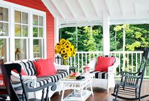 PATIO AND PORCH / by Kathy Eichelberger