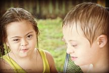Down syndrome awareness month  / by Eliana Tardio