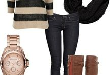 Fall/Winter Clothes / by Tina Choate