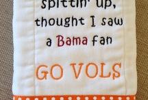 Go Big Orange- UT / It's all about UT!! Go VOLS!!  / by Alexis Frasciello