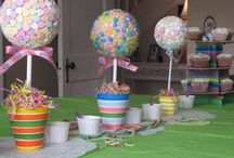 Party . Candy theme