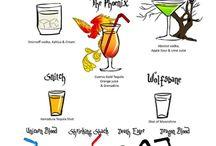 drinks or food