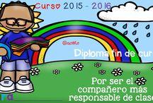 Diplomas para tus alumnos
