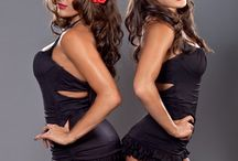 The Bella twins / Wwe divas / by MCKENZIE MACARIA
