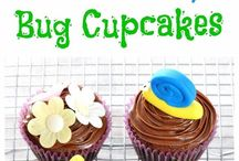 Baking - Cupcakes and Muffins / Beautiful, temptingly delicious cupcakes, muffins and small cakes