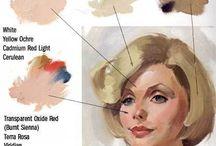 arc festése