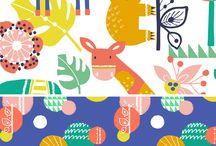 textiles - animals
