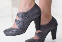 Vette schoenen