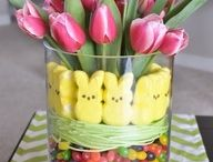 Everything Easter / Centerpieces, treats & eats, table-scapes, decor, & more!