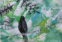 Art-Printmaking / by Shelley Lincoln-Gibbs