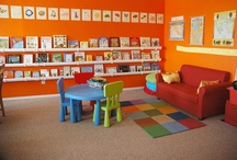 Homeschool Space and Storage Ideas