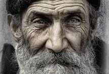 Beautiful old people`•. ¸ ¸. ☆ / Les plus beaux portraits de personnes âgées