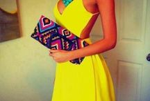 Dresses, Outfits & Stuff.. / by Merna Abdelshahid