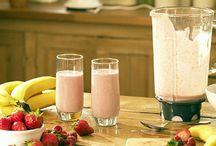 Super Smoothie Recipes / by Natures-Health-Foods.com