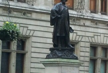 London Statues and Monuments.