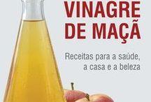 Benefícios do Vinagre de Maçã.