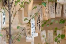 Wedding - ESCORT CARD