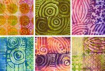 batik-gelli print