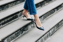Shoes / // shoe, shoes, fashion, style, boot, heel, heeled, sandal, cool, chic, minimal, block heel, point, court, lace up, thigh high, over the knee, current, what to wear, how to wear //