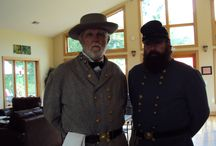 "2nd Corp Release  / reenactment of the 2nd Corp, we had General ""Stonewall"" Jackson, and General Robert E. Lee out to show off their men in uniform! Come and have some of the wine that is so popular it sells out quick!"