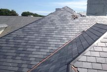 GAF TruSlate Roofing System Collection