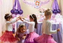 детские вечеринки
