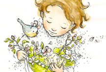 Soft and Sweet Art! (and other things) / by Diane Duda