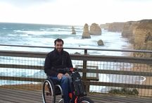 #BatecTeam Australia: the furthest our Batec handbikes and Batec International Team have travelled