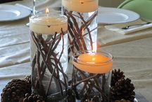 Centerpieces / by Southern Trace Country Club