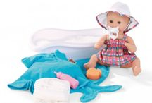 Dolls / A beautiful selection of dolls that children will cherish forever. - See more soon at: http://www.goodtoplay.com