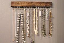 Rangements bijoux