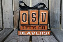OSU Beavers Tailgating / by Heidi Meslow