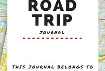 Travel journals for kids