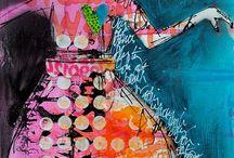 Art journal / Art journal ideas