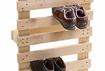 Shoe Storage / by Little Green Bees
