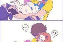 Manga D'amour