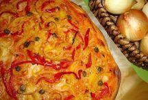 Pizzas / Se procura receitas de Patés, seleccionámos as melhores receitas de Patés da gastronomia nacional e internacional, especialmente para si que nos procura. Delicie-se!