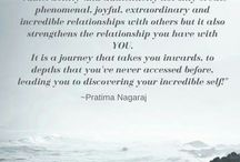 Quotes / Quotes by Pratima Nagaraj - Author, Speaker, Transformational Coach and Entrepreneur  www.pratimanagaraj.com