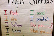 Teach: writing
