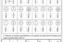 copreendendo frações  matemáticas