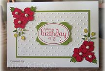Handmade Cards / by Judy Anderson