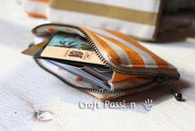 Sewing purse&wallet