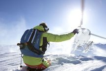 Ski kit / Mountain equipment