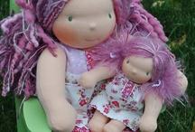 Handmade Dolls / by Michele Barry