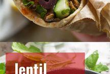 Pulse Recipe (lentils etc)