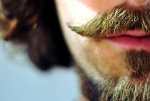 beard/moustache