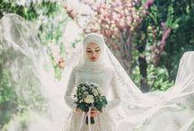 gown Muslim women