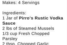 Rustic Vodka Recipes